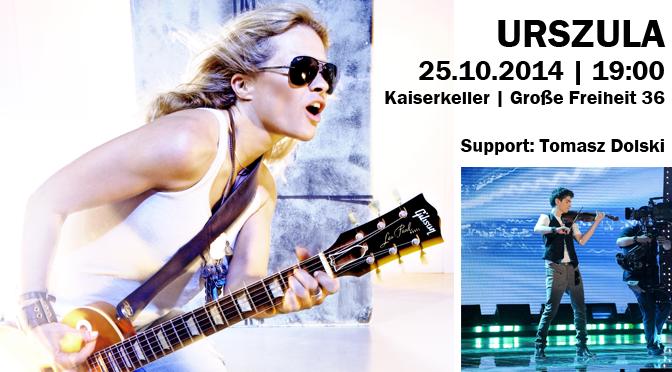 Deutsch Polnische Begegnung Konzert: Urszula